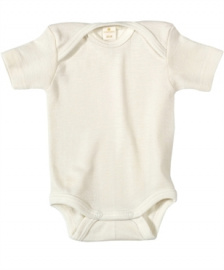 Baby body short-sleeved, cotton
