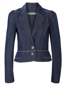 Reed Jacket - denim