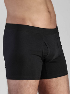 Men's Boxer Shorts - black