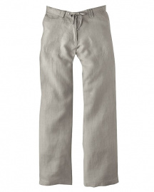 Ladies Summer Pants (Hanf) - mud