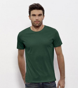 "T-Shirt ""Stanley Leads"" - vert bouteille"