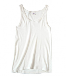 Men's Tank Top - natural white