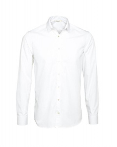 Metro Shirt Slim - white