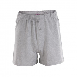 Men's Boxer Short, wide - grey
