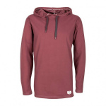 "Sweat ""Lightweight Hoody"" - rouge"