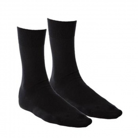 Business-Socken, 2er Pack - schwarz