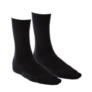 Business Socks, double pack - black