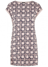"Kleid ""Zandra Rhodes Check Tunic Dress"""