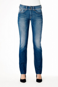 "Kuyichi Jeans ""Joy Straight"" - true blue"