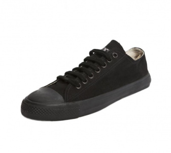 Ethletic Sneaker Locut - all black