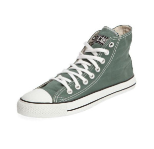 Ethletic Sneaker Hicut - reseda green/white