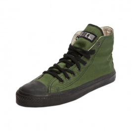 Ethletic Sneaker Hicut - camping green/black