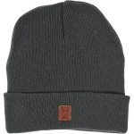 Beenie Hat - dark grey melange
