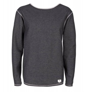"Bleed ""Structured Sweater"" - grey"