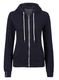"Damen Zipper ""Maria"" - navy"