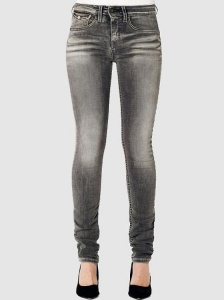 "Kuyichi Jeans ""Lil Chinch"" - stormy grey"