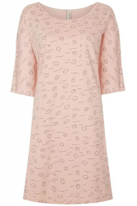 Cloud Nightdress - pale pink