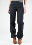 Kana Pants (linen/hemp) - black