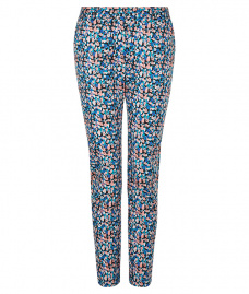 Alba Trousers - blue multi
