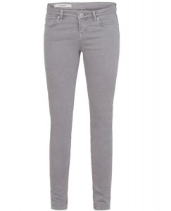 "Slim Fit Jeans ""Tilly"" (vegan) - light grey"