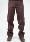 Workmen Pants Everlasting - braun