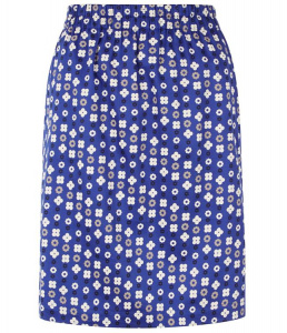 Lauren Skirt - blue