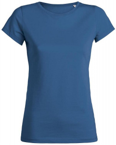 "T-Shirt ""Stella Wants"" - royal blue"