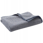 Bathing Towel - infinity blue striped