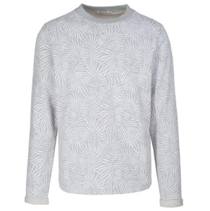 "Sweatshirt ""Elias Holiday"" - grau melange"