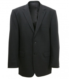 "Suit Jacket ""Oslo"" (wool) - anthracite"