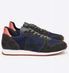 "Veja Schuh ""Holiday Low Top B-Mesh"" - nautico grafite"