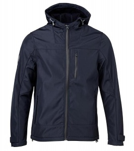 Softshell Jacket Water Proof - dunkelblau