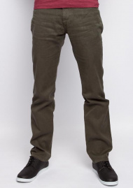 "Hanf-Jeans ""Jerome"" (slim fit) - olive"