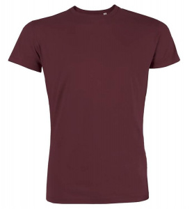 "T-Shirt ""Stanley Leads"" - burgundy"