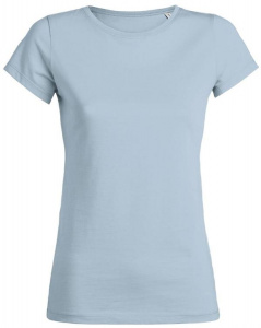 "T-Shirt ""Stella Wants"" - himmelblau"