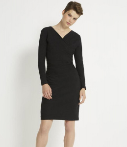 Gillian Dress - black