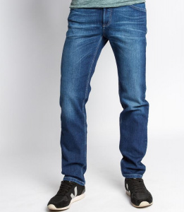 "Feuervogl Jeans ""Finn"" (vegan) - fashion blue"