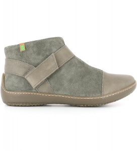 "El Naturalista Women's Shoe ""Bee"" - grafite"