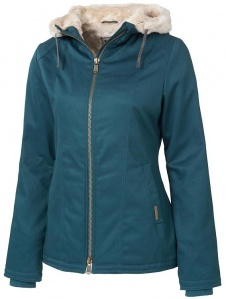 Ladies' Sea Shepherd Classic Hoodlamb - ozeanblau