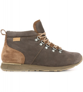 "El Naturalista Shoe ""Walky"" - brown wood"