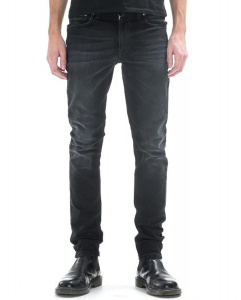 "Nudie Jeans ""Lean Dean"" - hidden ink - schwarzblau"