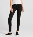 "Slim Fit Jeans ""Tilly"" - schwarz"