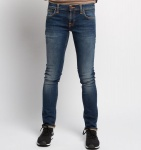 "Nudie Jeans ""Long John"" - television blue"