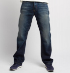 "Nudie Jeans ""Leif"" - dark arts"