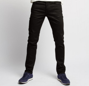 "Nudie Jeans ""Tilted Tor"" - dry cold black"