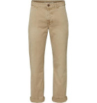 "Pantalon Chino ""Relaxed Fit Worker"" - sable"