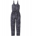 "Tencel-Jumpsuit ""Twigs"" - anthrazit"