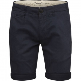 Stretch Chino Shorts - dunkelblau