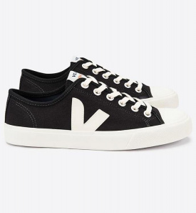 "Veja ""Wata Canvas"" (vegan) - black pierre"
