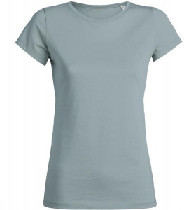 "T-Shirt ""Stella Wants"" - bleu citadelle"